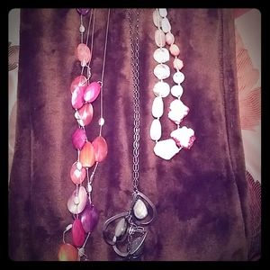 Bundle of necklaces